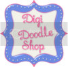 Digi Doodle Shop Banner